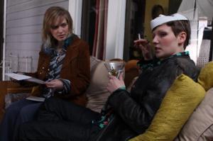 Rachel & Mona(c) Reverie Films, 2013