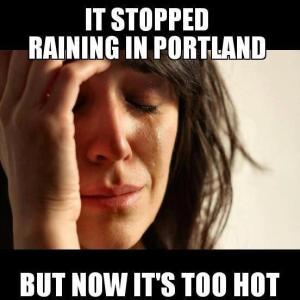 portland summer meme