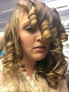 Emo curls